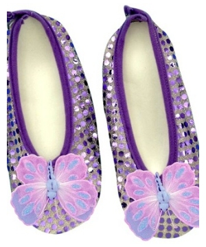 Butterfly Fairy Shoe Covers