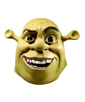 Shrek Mask Deluxe