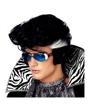 Wig Elvis