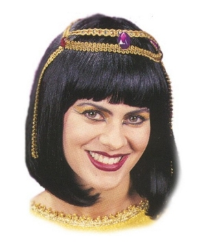 Classic Cleopatra Wig