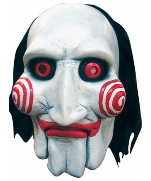 Saw Puppet Adult Mask