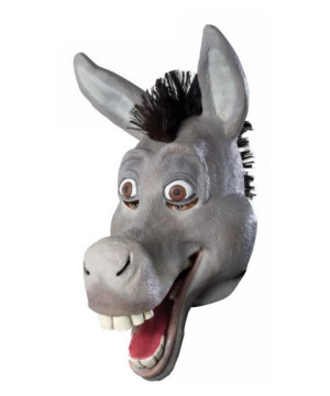 Shrek Donkey Adult Mask