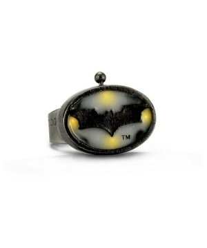 Batman Ring Adult Costume Accessory