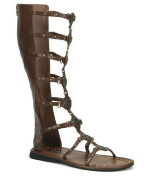 Brown Roman Sandals Adult Shoes