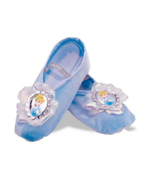 Cinderella Ballet Slippers - Girls Shoes