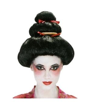Geisha Adult Wig