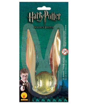 Half-blood Prince Harry Potter Golden Snitch