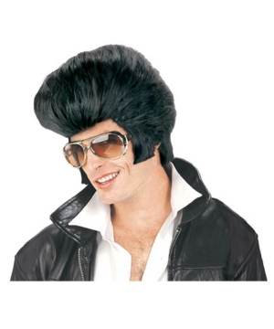 Rock N Roll Jumbo Men Wig