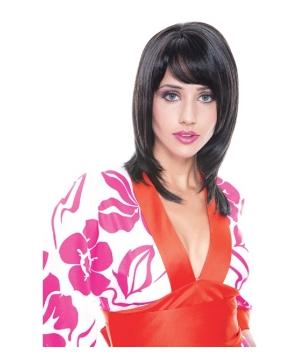 Yasmine Wig Black
