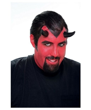 Demon Horns - Prosthetic Costume Accessory
