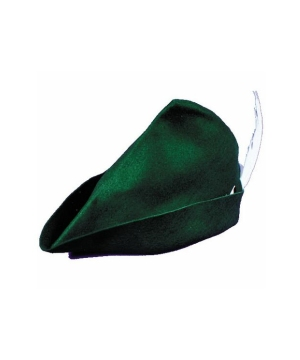 Peter Pan Hat - Costume Accessory