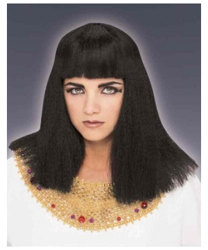 Cleopatra Adult Egyptian Wig
