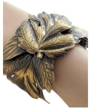 Grecian Leaflet Arm Cuff