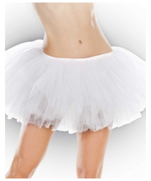White Light Up Adult Tutu