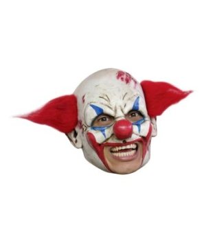 Clown Chinless Adult Mask