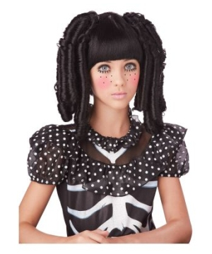 Rag Doll Curls Kids Wig