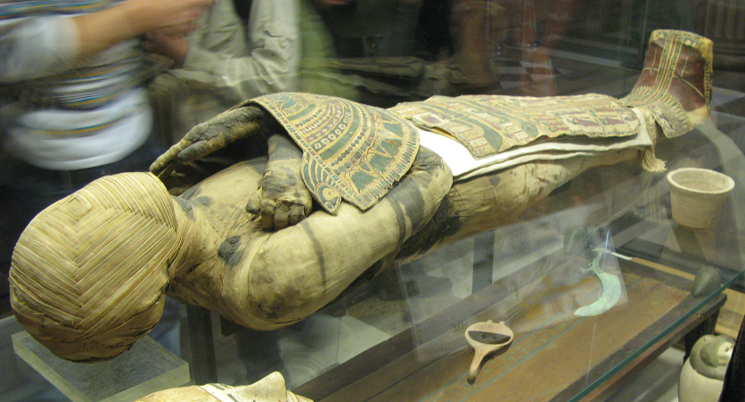 The Mummy Movie to Revive Mummy Costumes in 2017?