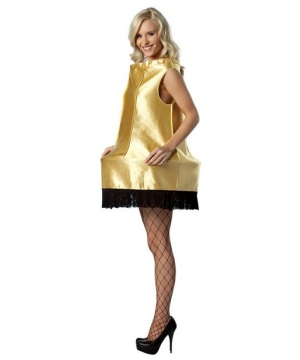A Christmas Story Leg Lamp Costume - Adult Costume