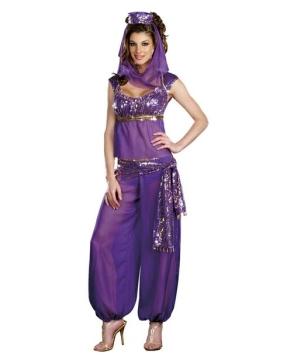 Ally Kazam Genie Womens Costume