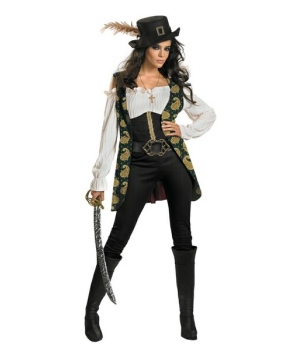 Angelica Adult Pirates of the Caribbean Costume deluxe