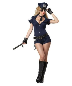 Arresting Officer Costume - Adult Police Costume