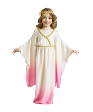 Kids Athena  Greek Costume