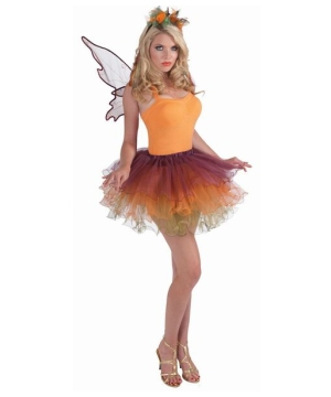 Autumn Fairy Adult Tutu