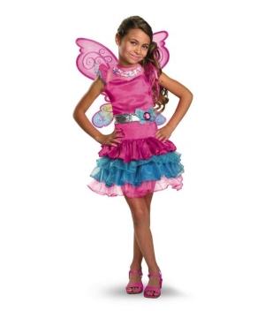 Barbie Fairy Secret Kids Costume deluxe