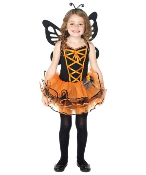 Beautiful Butterfly Kids Costume