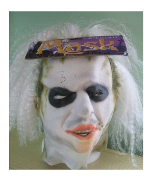 Beetle Juice Mask - Adult Mask