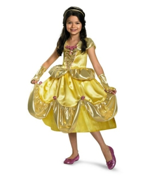 Belle Girls Costume deluxe