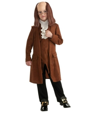 Benjamin Franklin Costume - Kids Costume