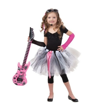 Rock Star Tutu Kids Accessory