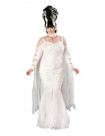 Bride Of Frankenstein Plus Size Costume