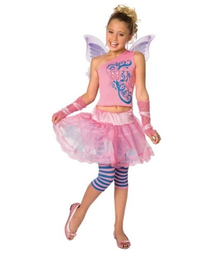 Butterfly Fairy Girl Costume