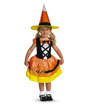 Candy Corn Cutie Girl Costume