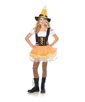 Candy Spellcaster Teen Costume