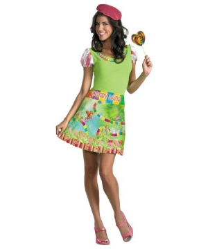 Candyland Adult Costume