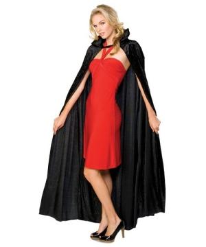Velvet Cape Accessory - Costume Accessory
