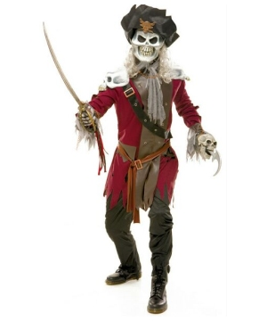 Wicked Neverland Captain Hook Costume - Adult Costume deluxe