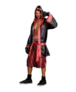 Champion Boxer Adult Costume