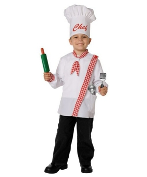 Chef Costume - Kids Costume