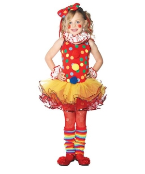 Circus Clown Costume - Kids Costume