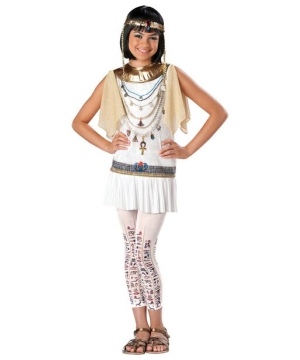 Cleo Cutie Girls Tween Egyptian Costume