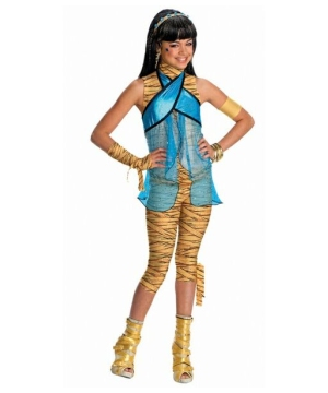 Cleo De Nile Kids Costume