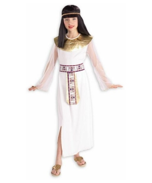 Cleopatra Costume - Girl Egyptian Costume