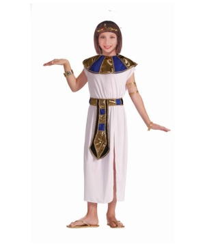 Cleopatra of the Nile Egyptian Girls Costume