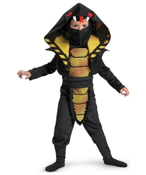 Cobra Ninja Kids Costume