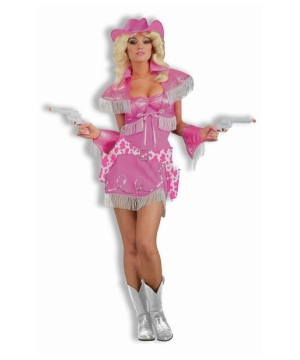 Cowgirl Diva Women Costume