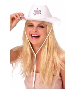 Dallas Cheerleader Adult Hat